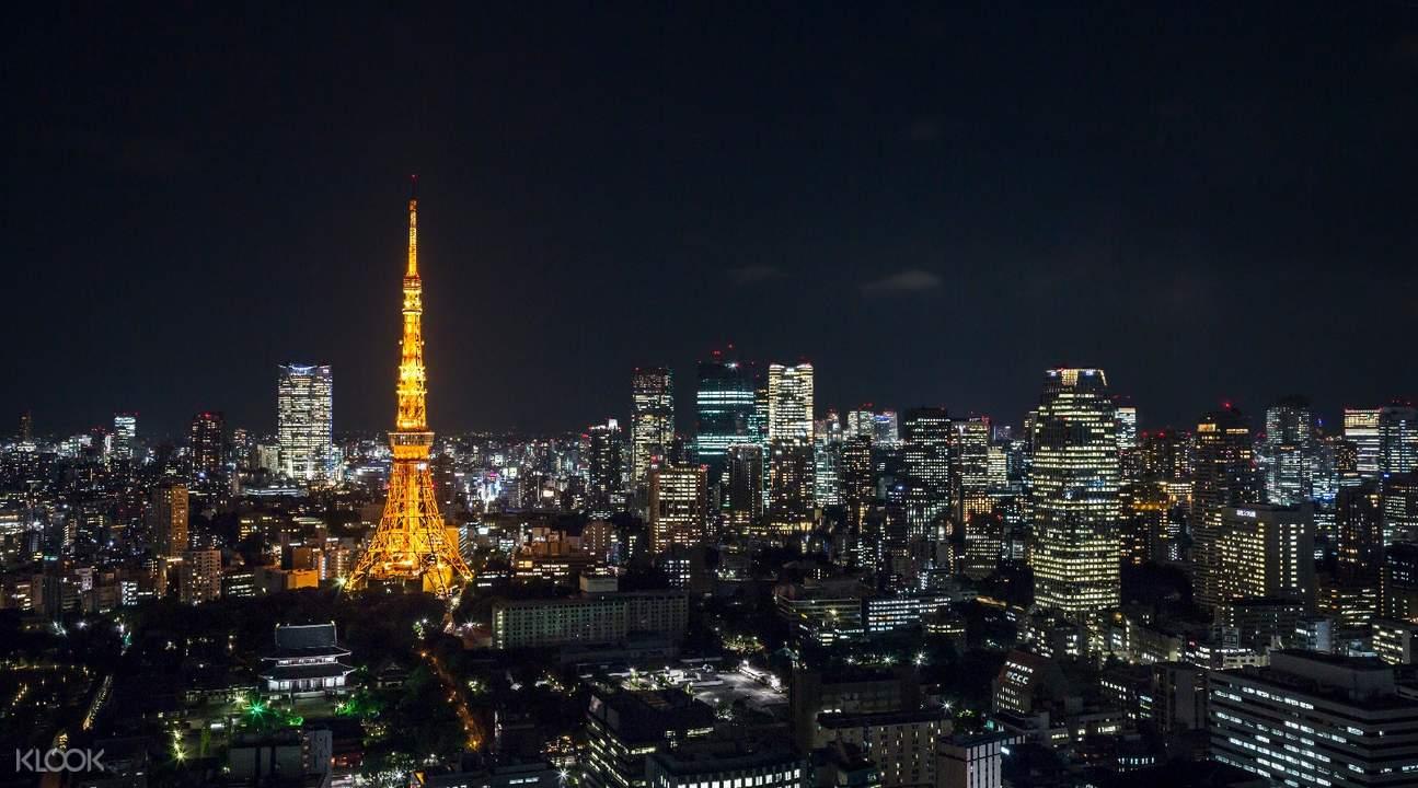 tokyo tower ticket